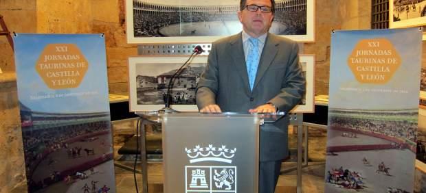 Inauguración de las XXI Jornadas Taurinas de Castilla y León