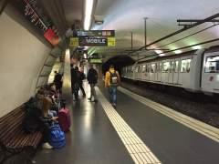 El Metro de Barcelona abrirá toda la noche de Fin de Año