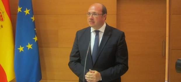 El presidente Pedro Antonio Sánchez