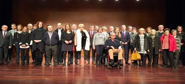"""La Obra Social """"la Caixa"""" y Fundación Caja de Burgos financian 28 proyectos"""