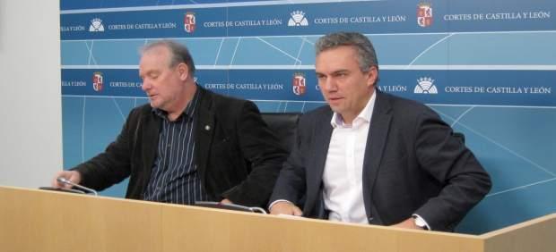 José Francisco Martín y Javier Izquierdo