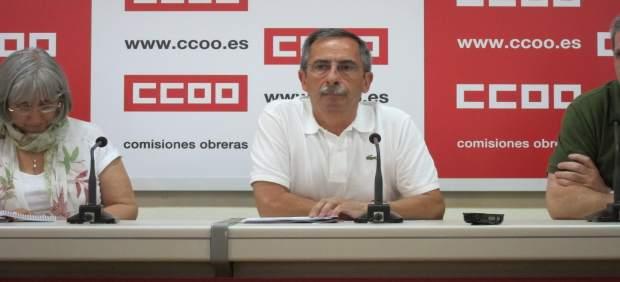 Ramón Górriz, CC.OO.
