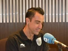 """Xavi: """"Mis equipos nunca tendrán el estilo de Mourinho"""""""