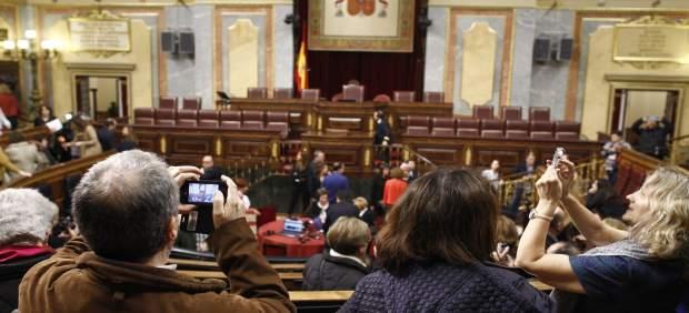 Cuarenta diputados del Congreso cobran dietas por alojamiento pese a tener casa en Madrid