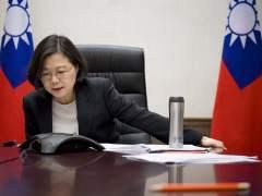 China protesta ante EEUU por la conversación entre Trump y la presidenta de Taiwán