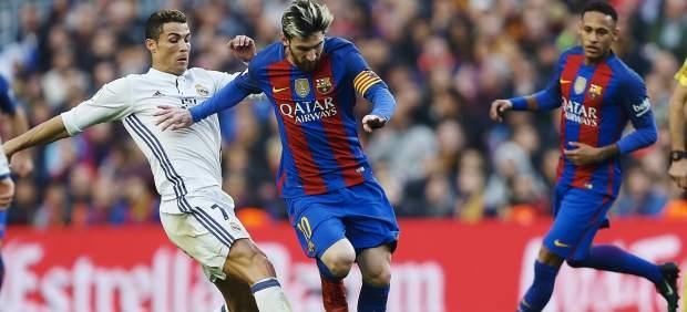 Cristiano y Messi