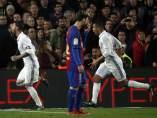 Ramos empata en el Camp Nou