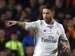 """Ramos, sobre el arbitraje del clásico: """"Podría decir muchas cosas"""""""