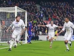 Sergio Ramos salva en el 90 un punto para el Real Madrid