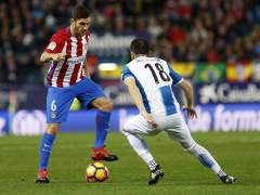 El Atlético empata ante el Espanyol