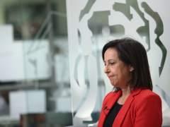 """Margarita Robles acusa al PSOE de """"secretismo"""" y de marginar"""