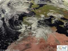 Aemet prevé que continúen las lluvias en Andalucía y centro peninsular