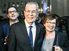 El intelectual de izquierdas Van der Bellen, nuevo presidente de Austria
