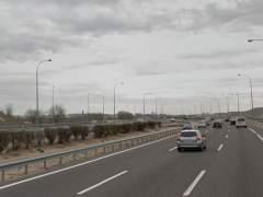 La Comunidad planea reducir la velocidad en M-45 y M-607
