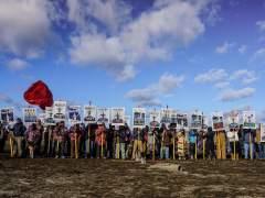 EE UU paraliza el oleoducto de Dakota del Norte