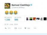 Tuit de Samu Castillejo