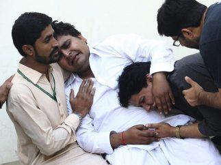 Dolor en Pakistán