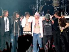 Guns N'Roses dará dos conciertos en España en 2017