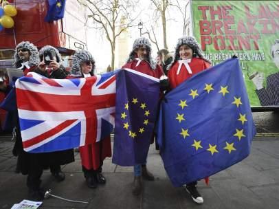 Recurso sobre el 'brexit'