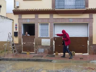 Temporal en Andalucía
