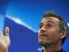 """Luis Enrique: """"Para mi moral, me importa tres narices ganar al Mönchengladbach"""""""