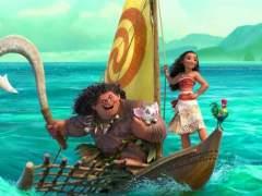 'Vaiana', princesa Disney y reina de la taquilla