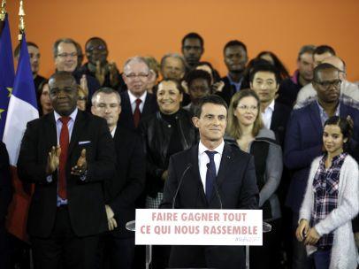 Candidato a las presidenciales francesas