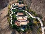 Rancho de los Obama en California