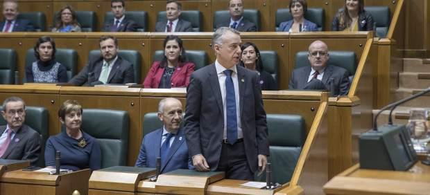 El apoyo al reconocimiento de Euskadi como nación decrece entre los vascos