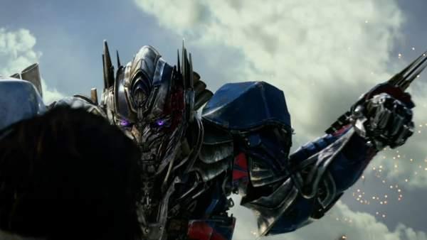 Primer tráiler de la quinta entrega de 'Transformers'