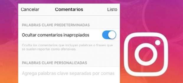 """Instagram permite eliminar seguidores y desactivar y dar """"me gusta"""" a los comentarios"""