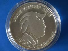 Se disparan las subastas que tienen relación con Donald Trump