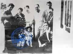 Reconstruyela memoria histórica de colonial manipulando fotos abandonadas