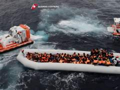 Rescatan 10 cadáveres en el Mediterráneo en solo 24 horas