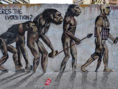 ¿Dónde está la evolución?