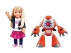 Advierten de que dos muñecas y un robot vulneran la privacidad