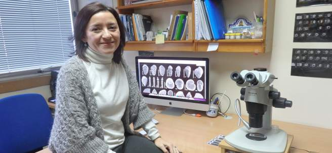 La profesora de la UZ e investigadora Laia Alegret