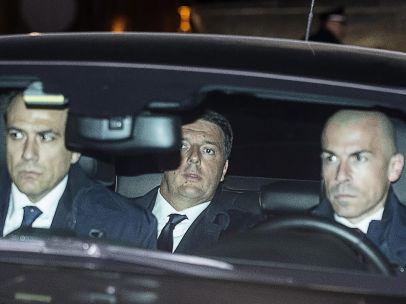 Renzi formaliza su dimisión
