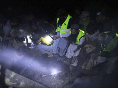 Accidente de avión en Pakistán