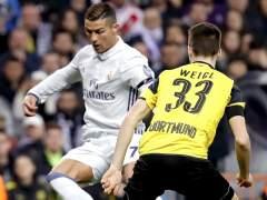 El Madrid se deja empatar ante el Dortmund y acaba segundo de grupo