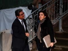 Santamaría inicia una nueva fase de diálogo en Cataluña