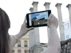 Una 'app' convierte en virtual ciudades de la antigüedad