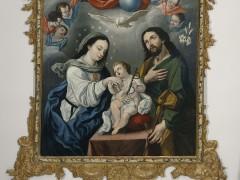El arte para ganar conversos encargado por los religiosos españoles en los países andinos