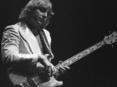 Greg Lake, cantante y guitarrista del mítico grupo Emerson, Lake & Palmer