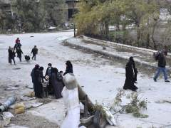 Registrados nuevos bombardeos contra la ciudad siria de Alepo