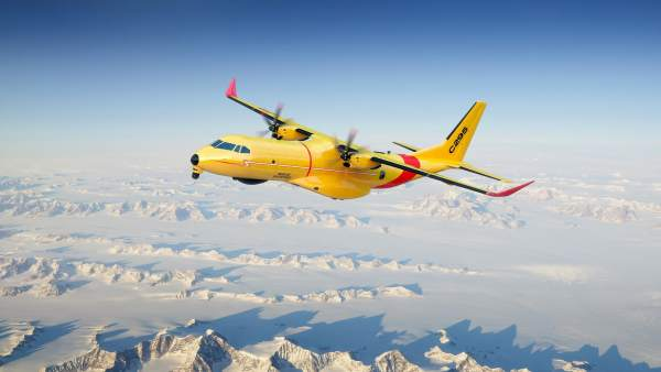 Press Release: Canada Selects Airbus C295w For Fixed Wing Search And Rescue