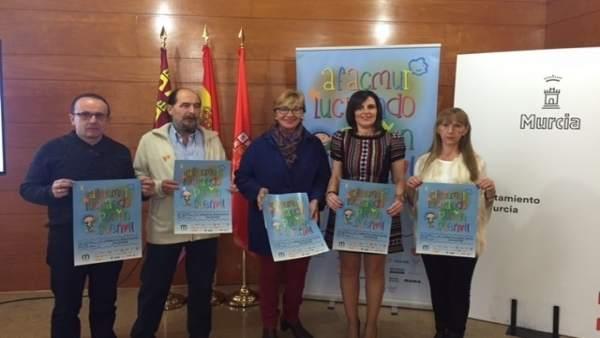 Presentación Gala solidaria para luchar contra el cáncer infantil