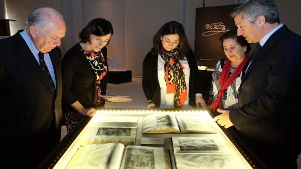 Exposición 'Cervantes inmortal'