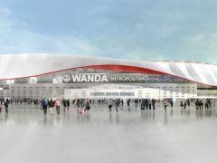 El nuevo estadio del Atleti se llama Wanda Metropolitano