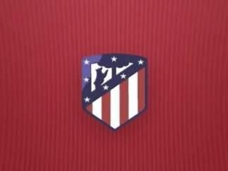 Nuevo escudo del Atleti